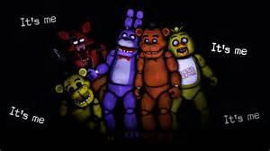 Which Five Nights At Freddy's character are you? #2