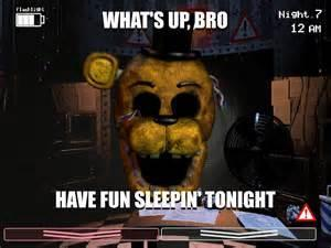 What Fnaf character are you? (7)