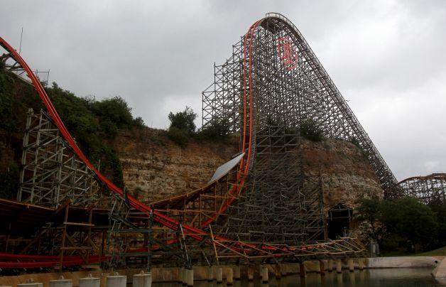 Which rollercoaster at Six Flags Fiesta Texas is most for you?