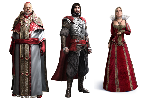 Ultimate <<Which templar are you?>>Assassin's Creed quiz 2015