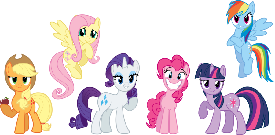 Find out which my little pony character you are!