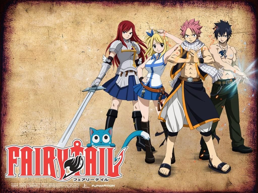 What fairytail character are you?