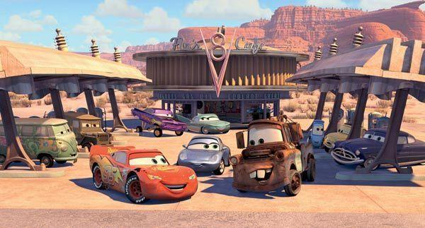 Which Character From Disney Pixar Cars Are You?