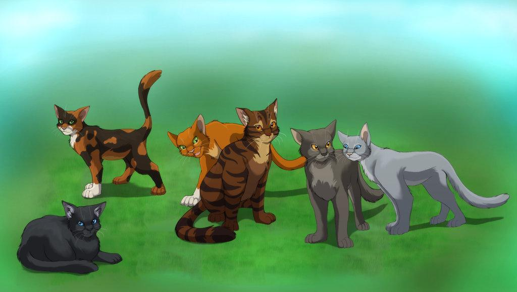 How much do you really know about Warrior cats?