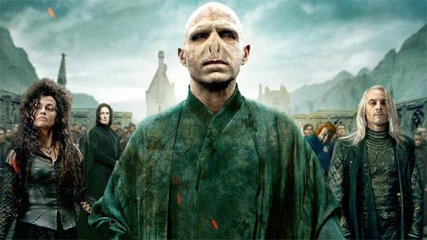Which evil character from Harry Potter are you?