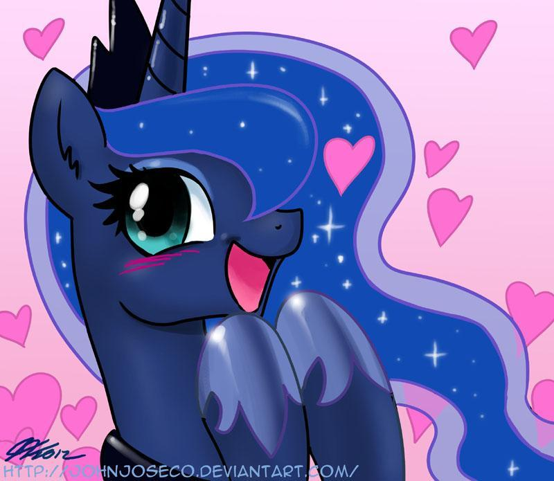 How Well do you know Princess Luna?