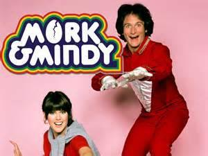 Who are you from Mork & Mindy?
