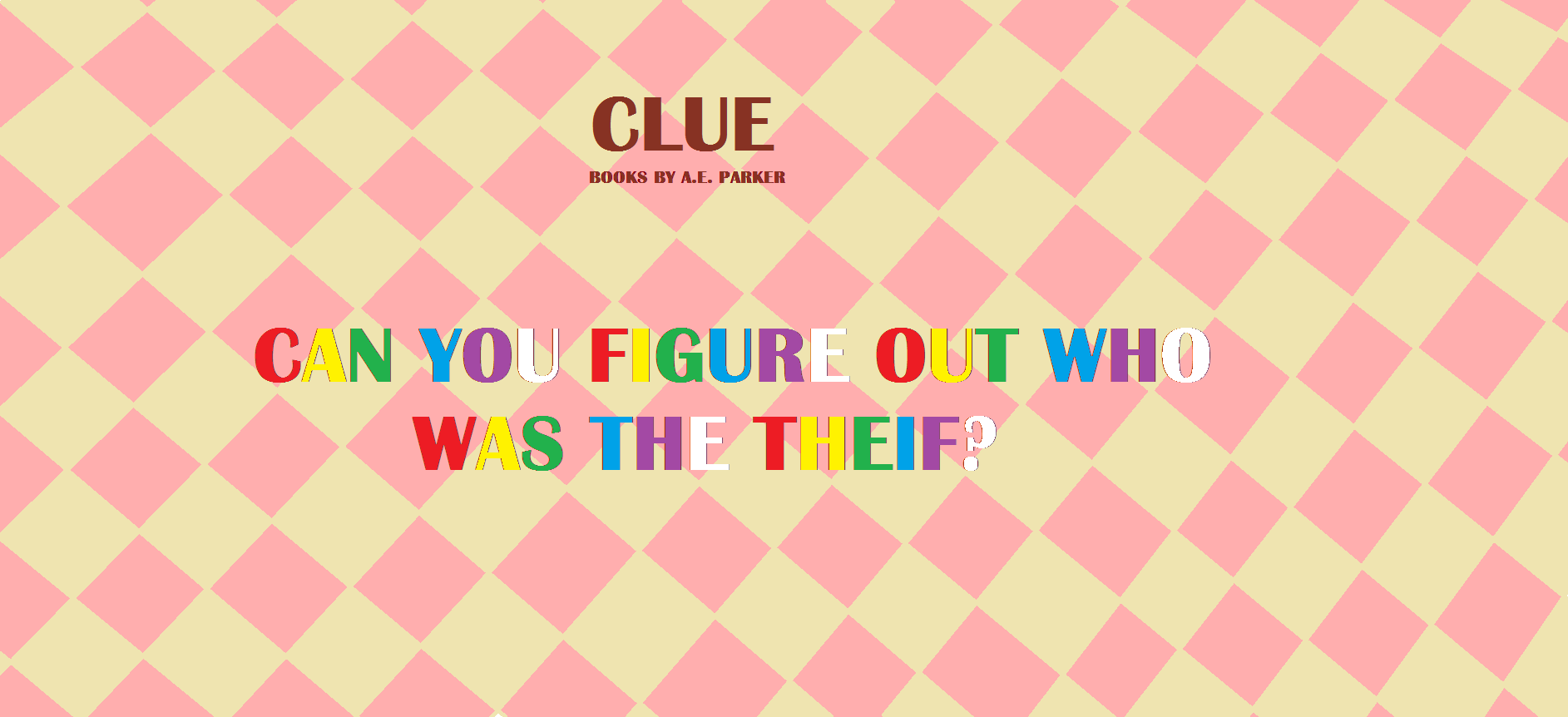 What clue character are you?