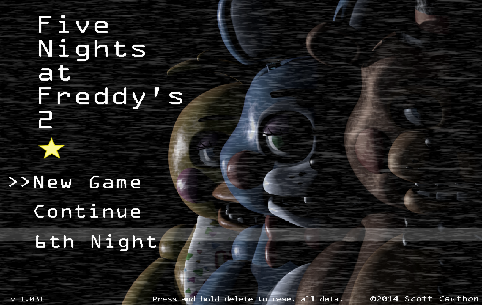 Do You know FNAF 2 (easy)