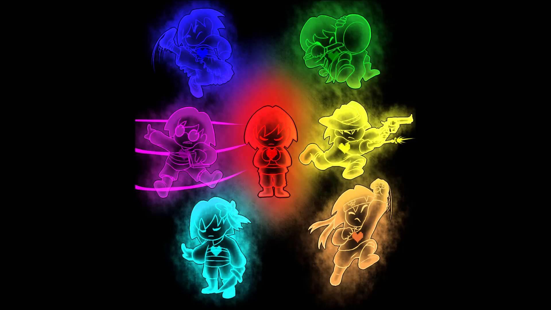 What Undertale soul are you?
