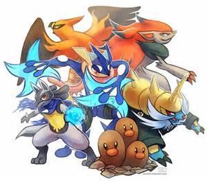 Who is your Pokemon guardian?