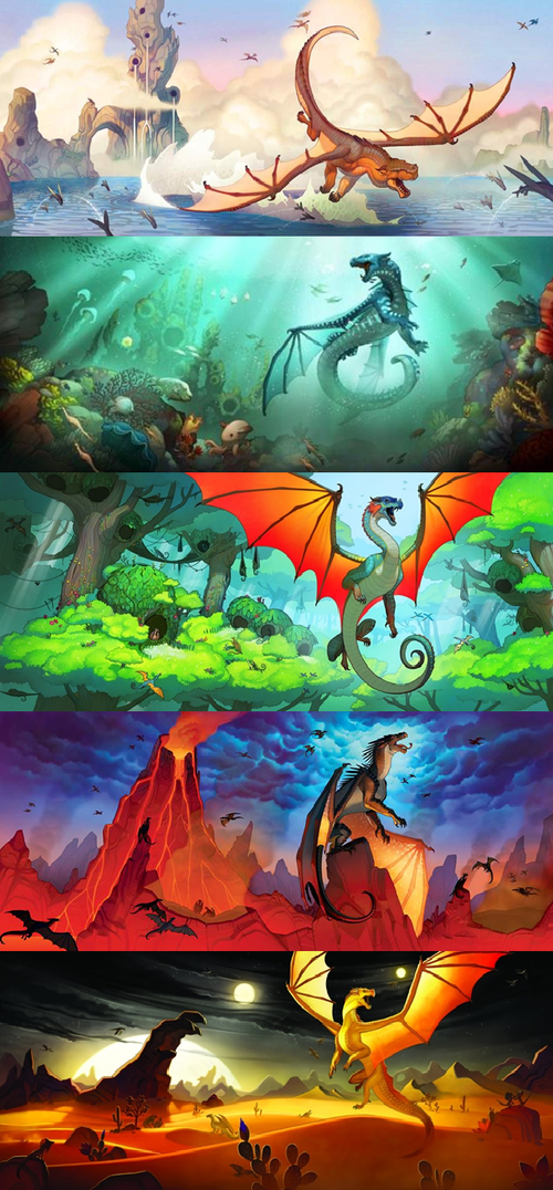 How well do you know the Wings of Fire series?