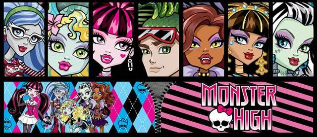 Which Monster High Student are you mostly like