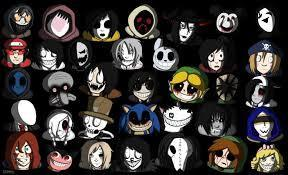 What type of Creepypasta are you?