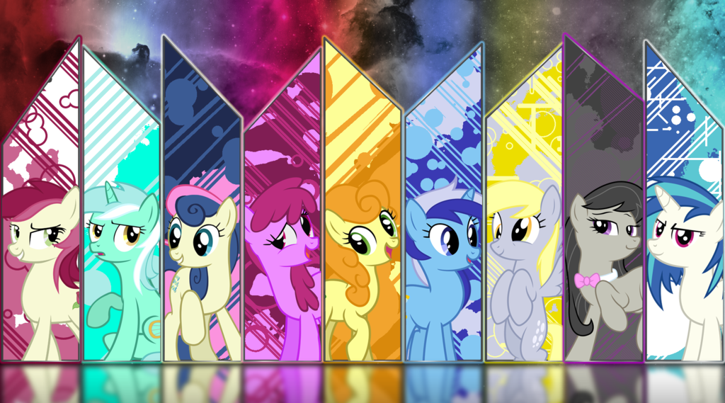 Which Background Pony Are You Most Like?