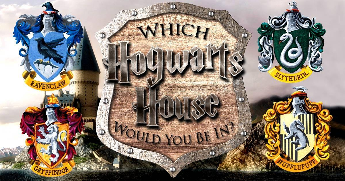Which Hogwarts house would you be in? (1)