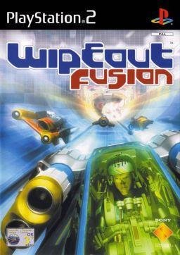 WipEout Fusion - How much do you know about the F9000?