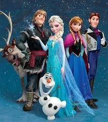 Who are you from Frozen? (2)
