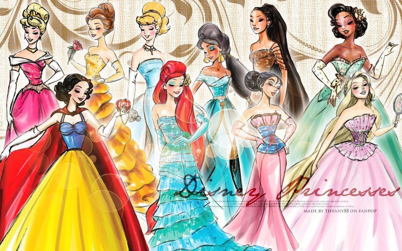 Which Disney Princess are You? (6)