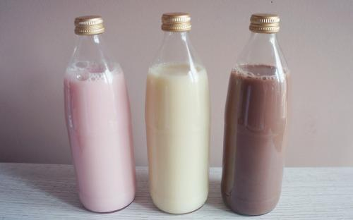 What flavor milk are you?