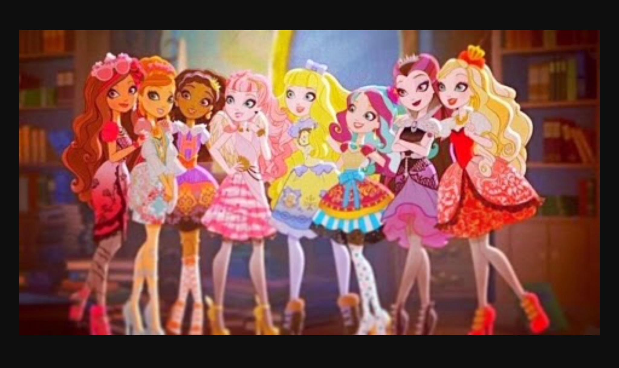 What Ever After High Character Are You? (2)