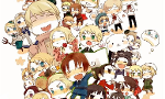HETALIA: Who would be your Best Friend?