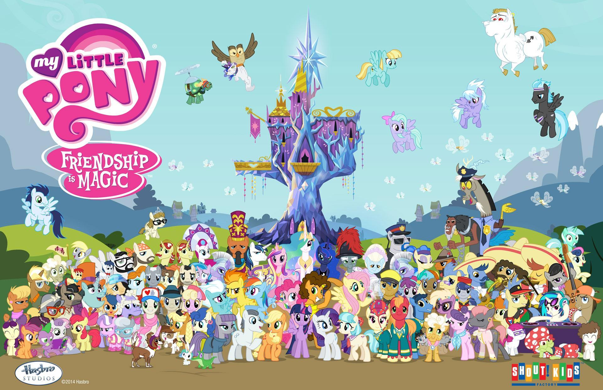 My Little Pony : Friendship Is Magic Character Quiz