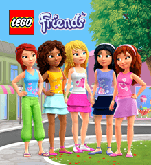 Are you the original lego friends or the jungle lego friends?