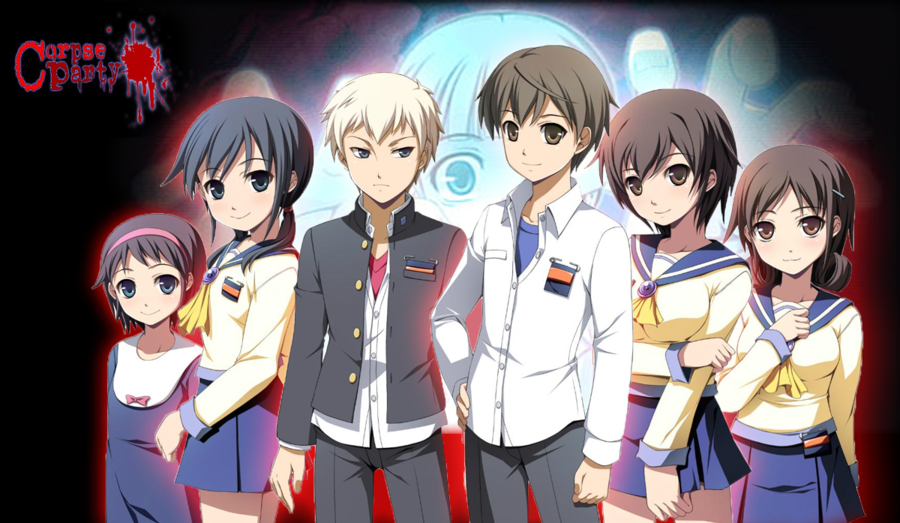 The Corpse Party Character Knowledge Quiz
