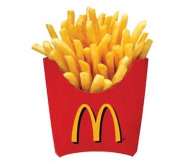 I know your exact age based on your taste in French Fries