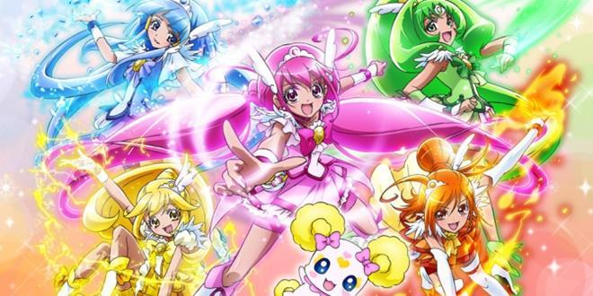 What glitter force character are you?