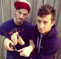 are you more like tyler or josh?