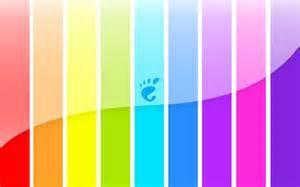 What color are you from the rainbow?
