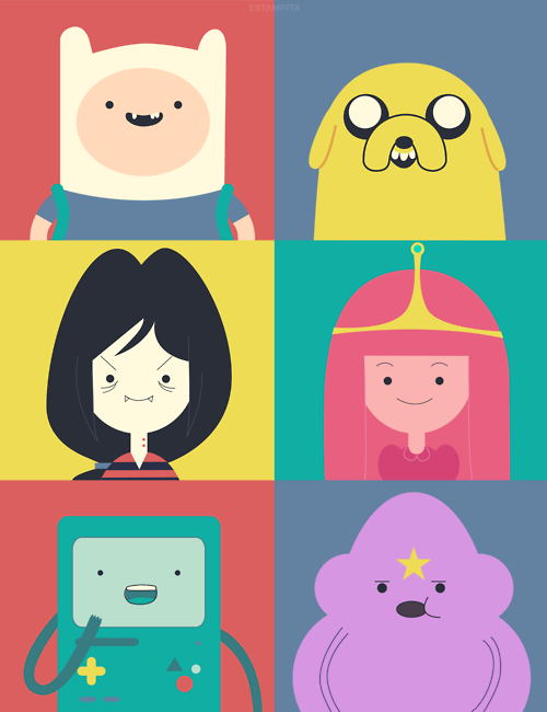 Which Adventure Time Character Are You?...