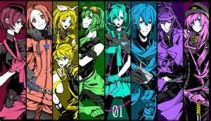 Which Vocaloid are you? (5)