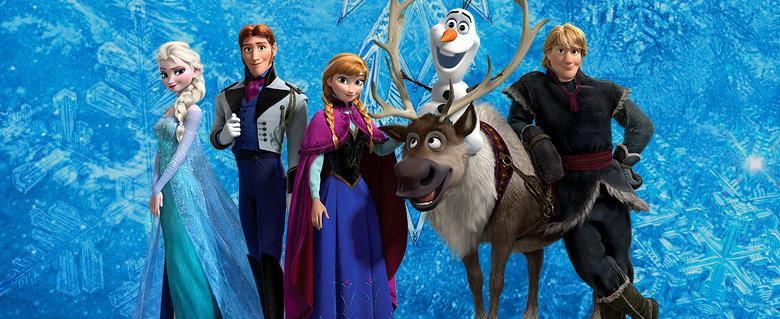 What frozen character are you? (1)