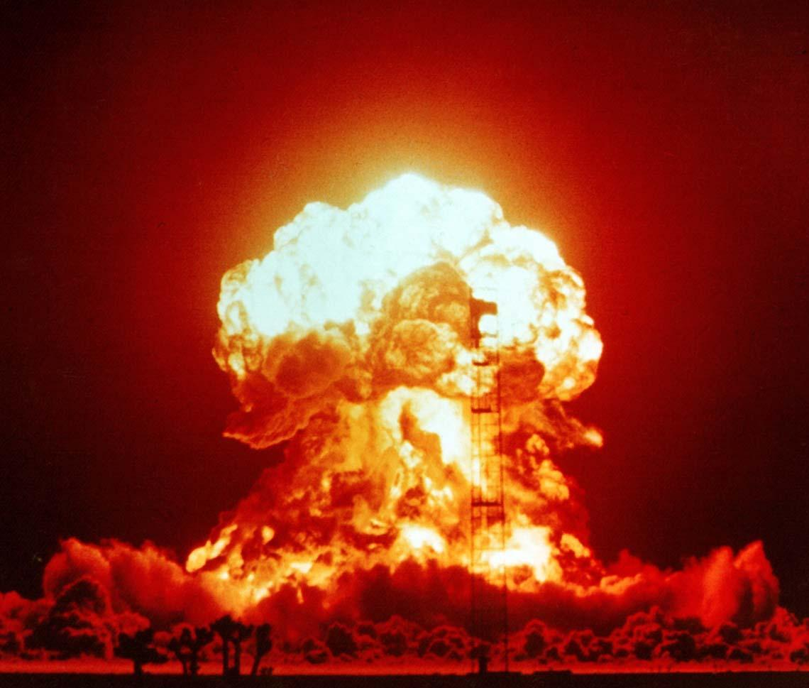 Would you survive a nuclear explosion?