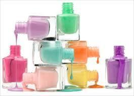 If You Were a Nail Polish Color, What Would You Be?