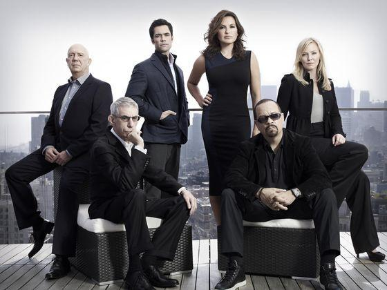 Which SVU character are you like?