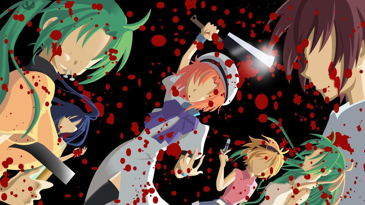 What role would you play in Higurashi?