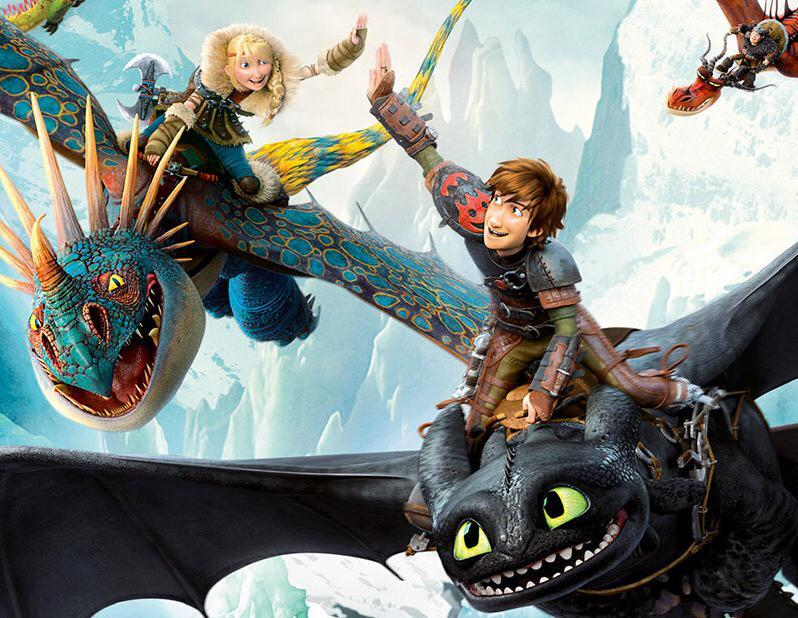 What how to train your dragon character are you? (1)