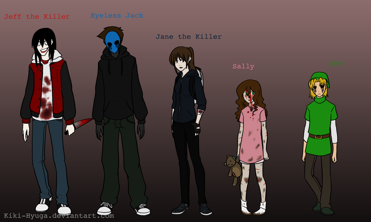 Will you Survive Eyeless Jack and Jeff The Killer?