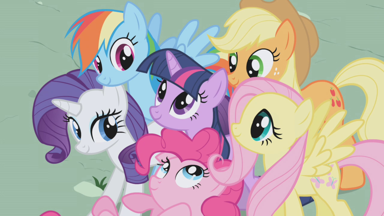 Which My Little Pony Character are you? (4)