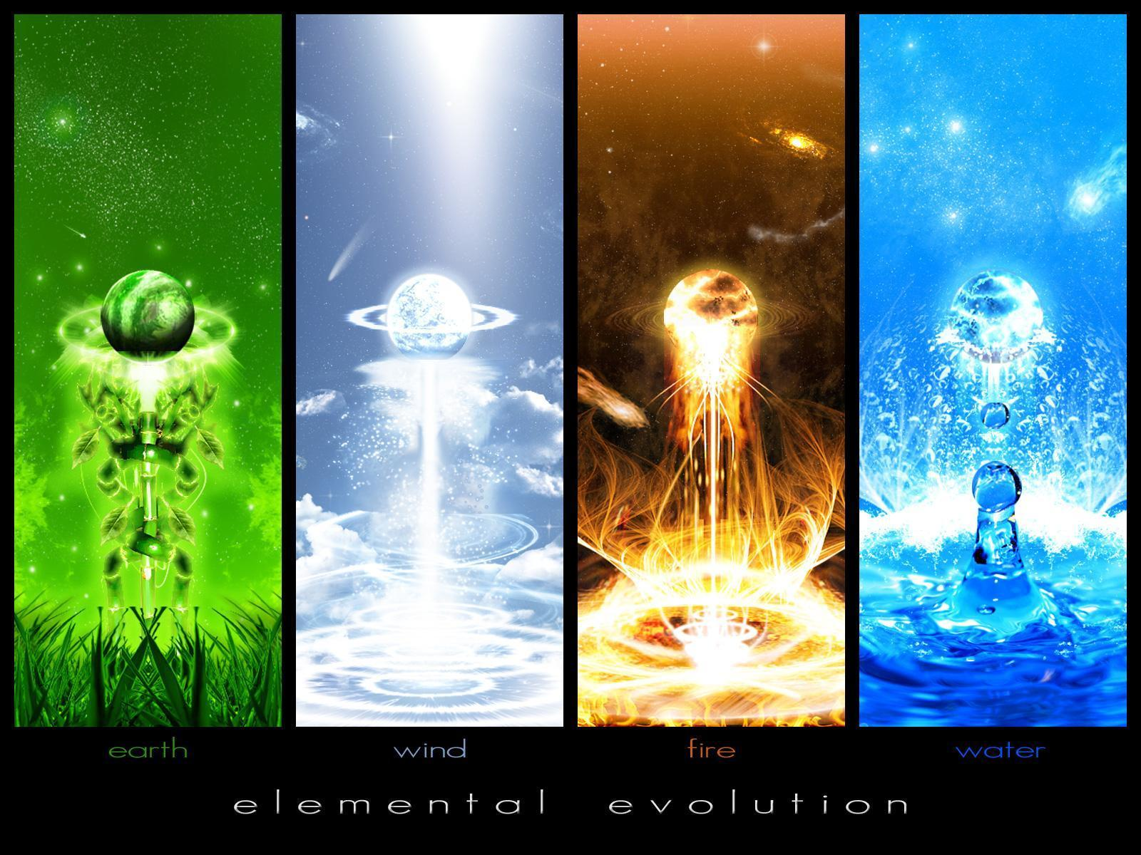 Which of the Four Original Elements are you