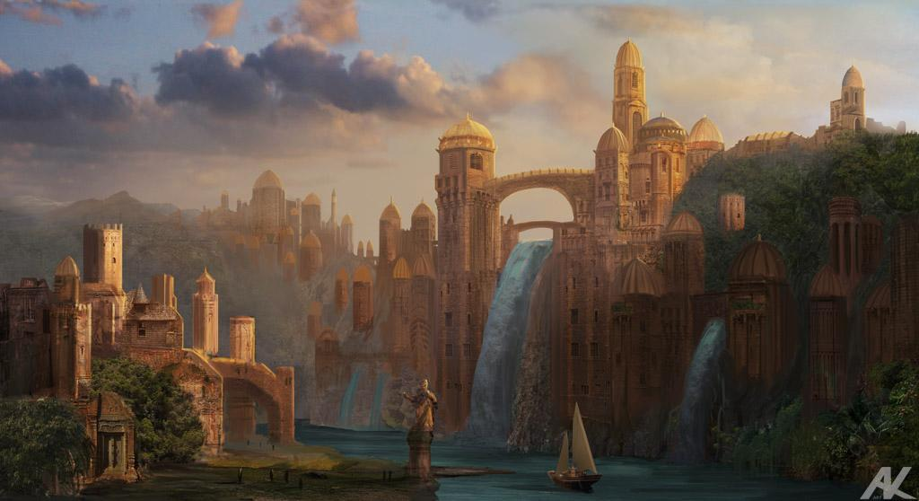 Where would you fit in a fantasy kingdom?