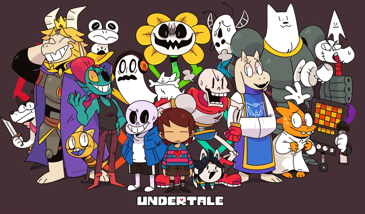 do you know a lot about undertale?