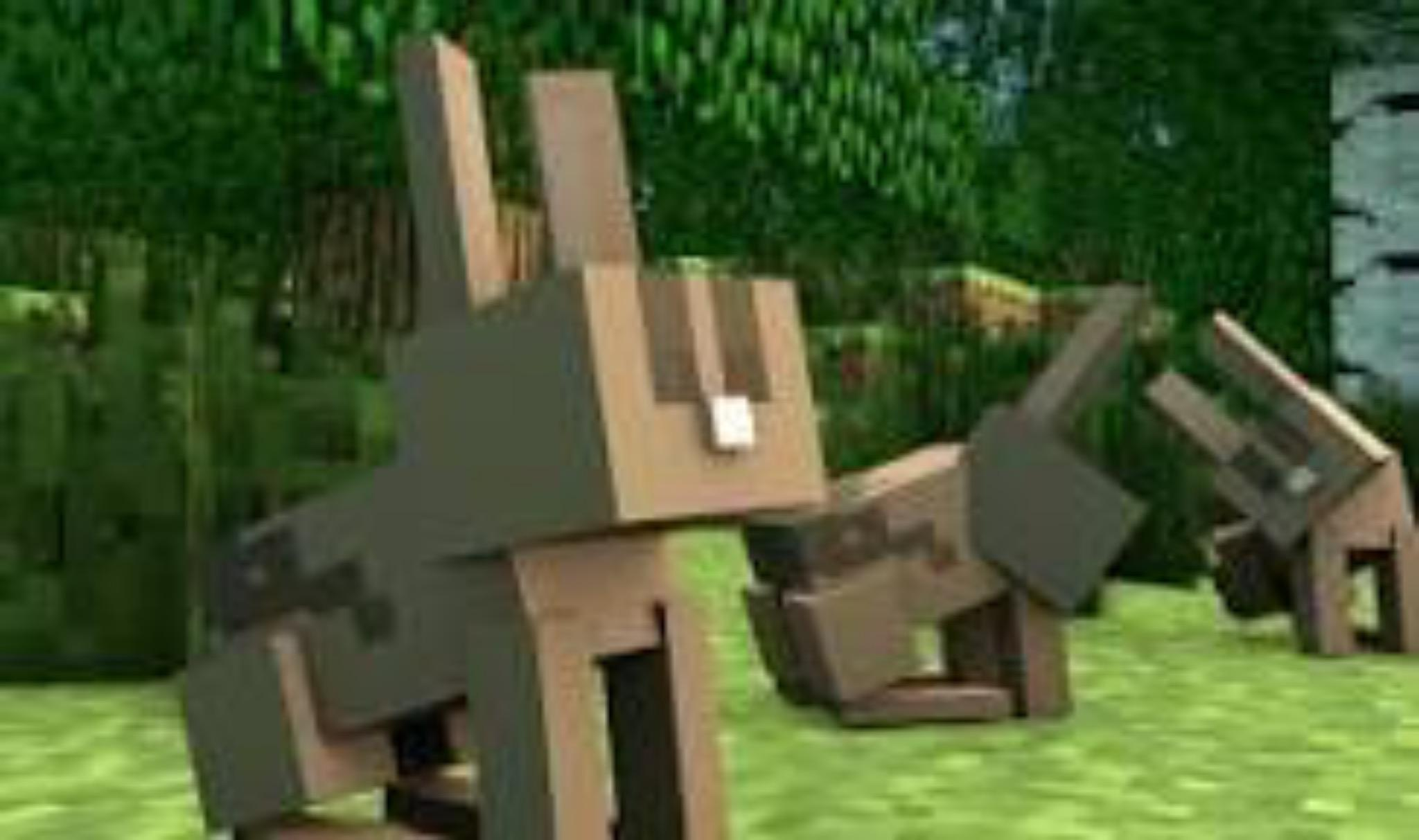 What MineCraft animal are you? (1)