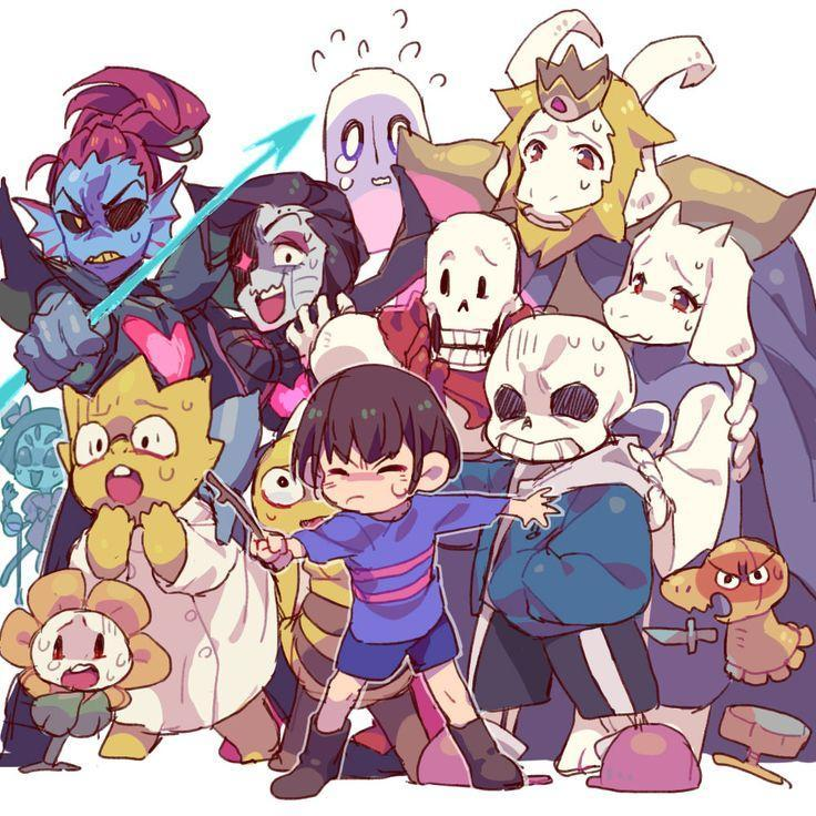 Which Undertale monster are you?