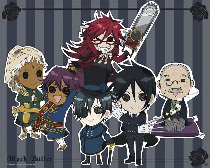 Who is your Black Butler Boyfriend ^-^