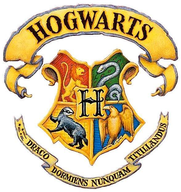 What is your actual Hogwarts house